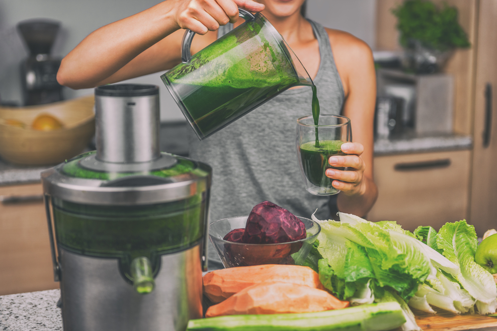 The truth about juice diets